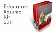 Educators Resume Kit